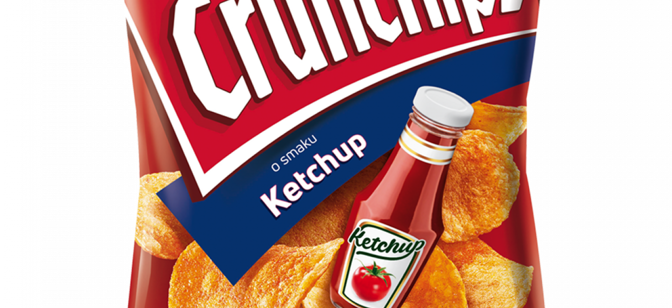Crunchips Ketchup