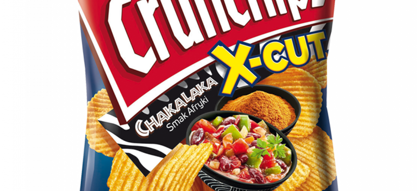 Crunchips X-Cut Chakalaka