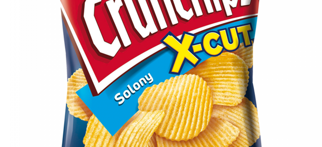 Crunchips X-Cut Solony