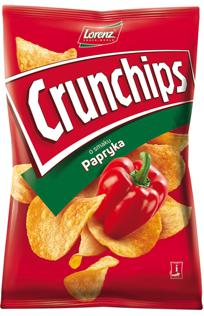 Crunchips Papryka
